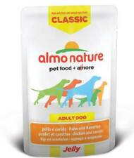 Almo Nature Classic Pollo e Carote in jelly 70 g per cani