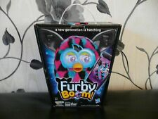 BOXED HASBRO FURBY BOOM TRIANGLES SUNNY CURVES STRIPES INTERACTIVE ELECTRONIC