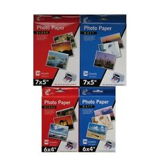 """Photo Paper - Choose Matt or Gloss. Available in 7 x 5"""" or 6 x 4"""""""