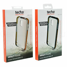 NEW Genuine tech21 Impact Bumper frame Case Cover for Samsung Galaxy S5 GT-I5500