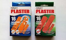 ASSORTED PLASTERS BY GSD QUALITY MEDICAL GRADE PLASTERS