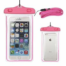 Mini-Factory Universal Waterproof Case For Iphone 6/6S Plus, 5S, 5, 5C, 4S, 4..