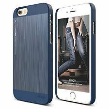 elago S6 Outfit Aluminum and Polycarbonate Dual Case for the iPhone 6S/6 - Je..