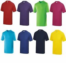 AWDis Cool Smooth Performance T Shirt Wickable Top Run Sports JC020 T-Shirt
