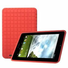 "Poetic GraphGrip Case forASUS MeMO Pad ME172V 7"" Android Tablet - Red"
