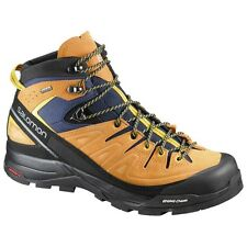 Shoes Boots Hiking Trekking SALOMON Suitable for ALP MID LTR GTX Navy Blazer