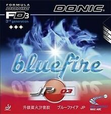 Donic Bluefire JP 01 / 02 / 03        1,8/2,0/Max mm