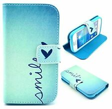 S7262 Case,Galaxy S7262 Wallet Case,S7262 Leather Case,Flipcase Pu Leather Sl..