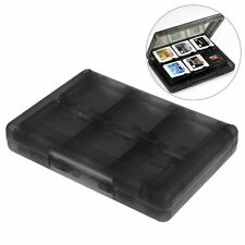 For Nintendo DS 3DS XL LL DSi MT New 28 in 1 Game Card Case Holder Cartridge Box