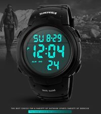LED Digital Military Watch Water Resistant Orologio Militare resistente acqua
