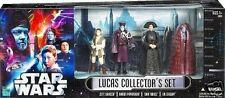 Star Wars: Collector'S Club 'George Lucas Family' Action Figures Box Set Of 4