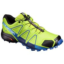 Zapatos Trail Running SALOMON SPEEDCROSS 4 Lima Green
