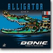 Donic Alligator Def OX/0,5/1,0 mm Rot / Schwarz