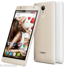 """5,5""""HD TIMMY M20/M20 Pro Android 6.0 QuadCore TouchID 4G Handy Smartphone 8/16GB"""