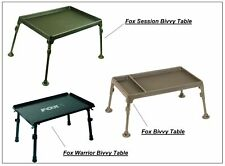 Fox Session Warrior Bivvy Table Tisch Zeltisch CAC187 CAC357 CAC053
