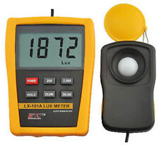 HTC LIGHT METER LUXMETER LX - 101A LUX METER MEASURES UPTO 2,00,000 LUX