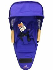 Quinny Zapp Xtra Seat in Purple pace New with tags