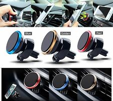 Universal Magnetic Car Air Vent Holder Stand Mount For Mobile Cell Phone, GPS
