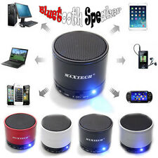 Portable Super Bass Wireless Bluetooth Speaker with Mic For Mobile Phone