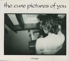 "Cure CD single (CD5 / 5"") Pictures Of You UK FICDA34 FICTION 1990"