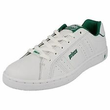 Mens Prince Lace Up Classic Tennis Shoes