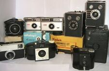 VINTAGE BOX CAMERAS & OTHERS 1920/1970 ~ click on - Select - to browse or order