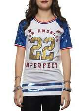 IMPERFECT IW15S15TG BIANCO T-shirt donna