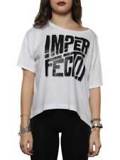 IMPERFECT IW16S03TG BIANCO T-shirt donna