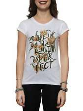 IMPERFECT IW16S42TG BIANCO T-shirt donna