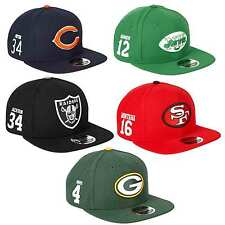 New Era NFL Players Bears Jets Raiders 49ers Limited Edition 9FIFTY Snapback