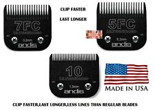 ANDIS UltraEdge + PLUS EGT PET Grooming Blade*Fit Oster A5 A6,Most Wahl Clipper