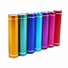 2600mAh Mini Portable USB Power Bank Tube External Charger Drone and Torch