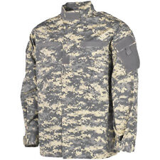 MFH ACU Mens Field Jacket Uniform Shirt Combat Army Ripstop ACU Digital Camo