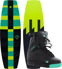CTRL THE RM FINLESS 135 2015 inkl. SUPREME Boots Wakeboard Set inkl. Bindung