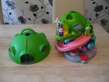 VINTAGE TELETUBBIES HOME HILL PLAYSET POP IN AND PLAY HOUSE TINKY DIPSY LAA PO