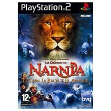 PS2 Playstation 2 PAL VERSION Las Cronicas De Narnia