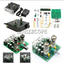 AC 12V 6J1 Valve Pre-amp Tube PreAmplifier Board Headphone Amplifier Buffer Case
