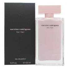 NARCISO RODRIGUEZ NARCISO RODRIGUEZ FOR HER EAU DE PARFUM PER LEI. NUOVO