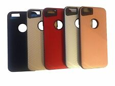 SOFT SHOCK RESISTANCE PLAIN LINED MOBILE PHONE CASE COVER FOR APPLE IPHONE 5,6,7