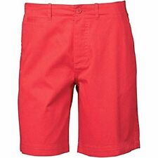 FRED PERRY MEN'S CLASSIC CHINO SHORTS - S4205-382 - Vintage Red