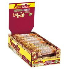 24 x Natural Energy Cereal Bar 40 g - Powerbar - Barrette Energetiche