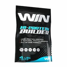 Hi-Protein Builder Improved Flavour 4lbs - WIN Nutrition - Special protein