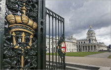 Poster / Leinwandbild Das Old Royal Naval College in Greenwich... - C. Harding