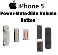 100% Original Apple Iphone 5 Mute Volume Up Down Power Button Replacement