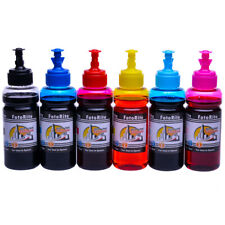 Dye ink Refill For Ciss Continuous Ink System Fits Epson T0801-6