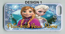 For Apple iPhone 6 Personalised Disney Princess Girl/Womens Name Novelty Case