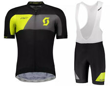Team Scott RC Cycling Jersey and Bib Shorts Set (UK SELLER)