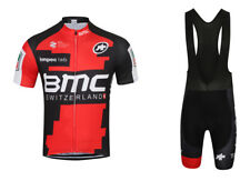 Team BMC 2017 Cycling Jersey and Bib Shorts Set (UK SELLER)