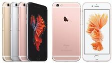 APPLE iPhone 6S/6 Plus/6/5S/4S 16-64-128GB Sim Free FACTORY UNLOCKED ALL COLORS