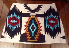 ZARA AZTEC ETHNIC EMBROIDERED JACQUARD MINI SKIRT GORGEOUS NEW